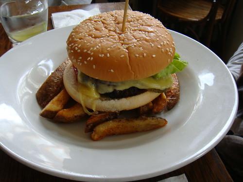 Hamburguesa Angus Beef