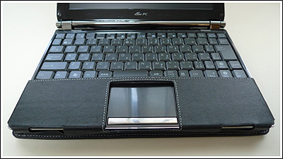ASUS Eee PC S101用 レザーケース