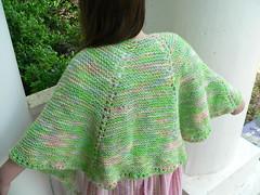 (danuv) Tags: knitting sweetpea tig