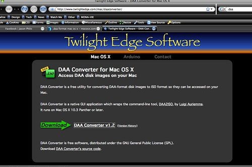 Twilight Edge Software