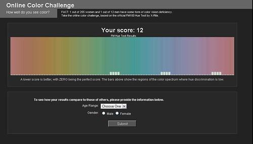 Online Color Challenge - 2