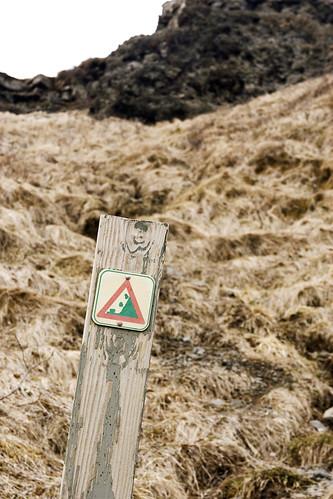 beware of falling blobs
