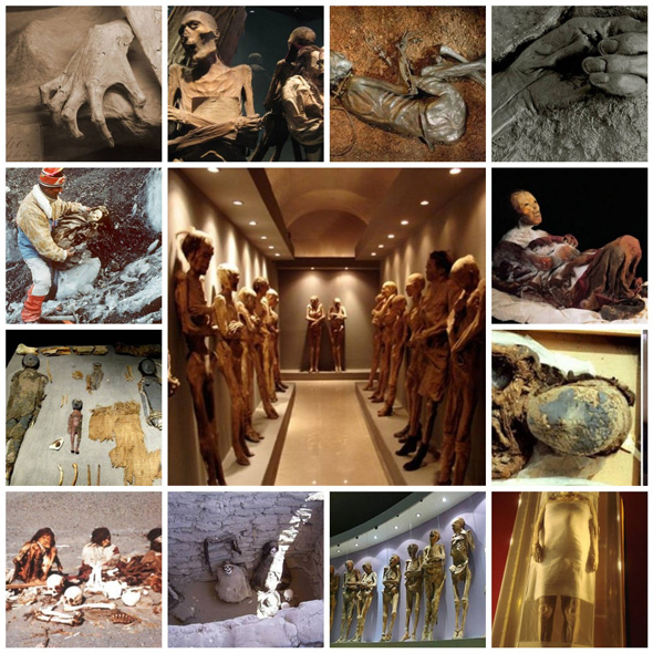 7 Non-Egyptian Mummies and Mummy Cemeteries You Must See Before You Die