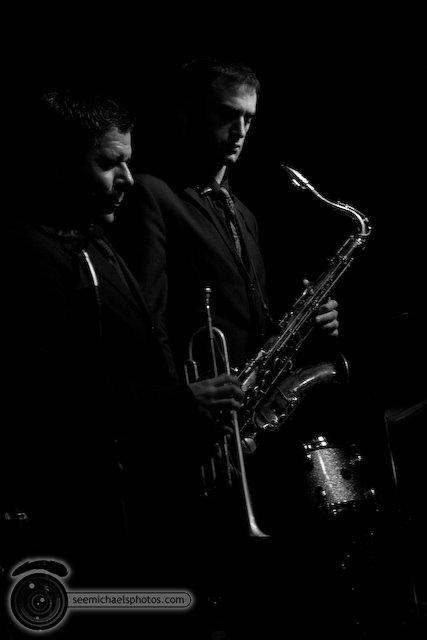 Gilbert Castellanos Quintet at Dizzy's 50209© Michael Klayman-040