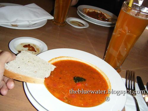 Gianni's Tomato Soup