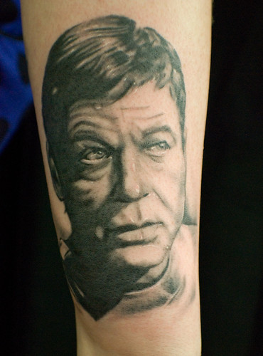 Bones McCoy tattoo