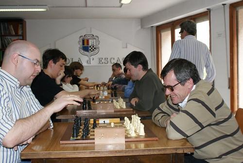 Marc Simonet vs Joan Moscoso