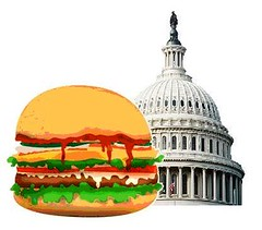 Burgers and Bedfellows