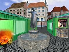 Liesl Karlstadt Brunnen