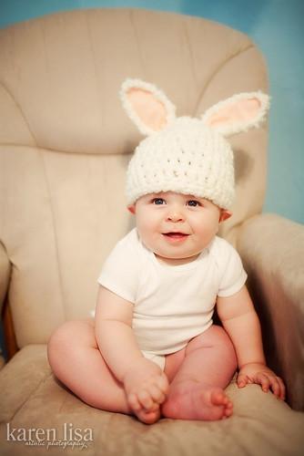 My bunny boy!