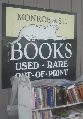 Nigel Beale's Bookstore Photos