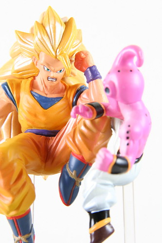 Super Saiyan Buu. Kid Buu. The Super Saiyan (超