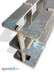 Flat Jack bookshelf from 16mm X-Board #2