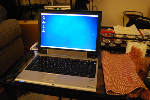 Toshiba Laptop Gets 2nd Life With Xubuntu