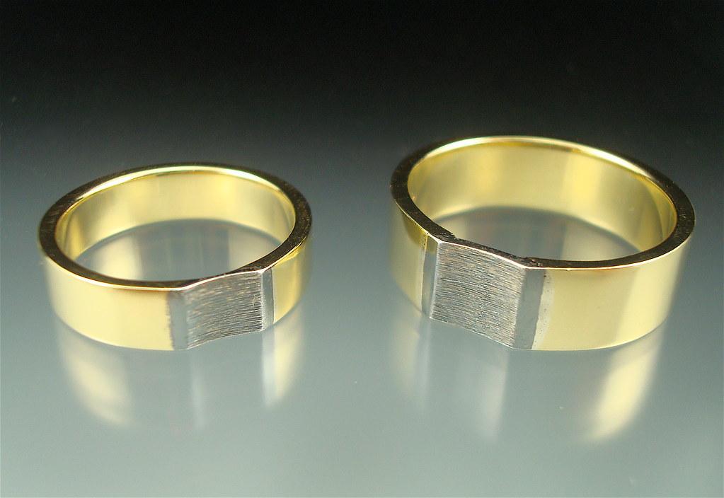 Reverse Radius Rings