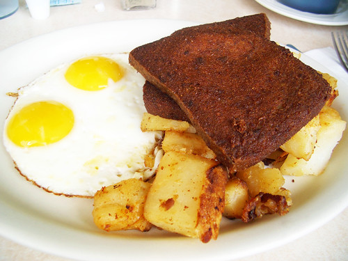 scrapple @ perry's cafe