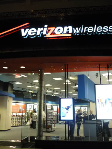 verizon wireless store at irvine spectrum