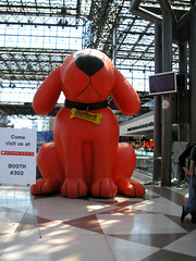 Clifford at BEA!