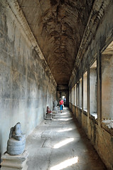 Cambodia-2349 - Angkor Wat Halls