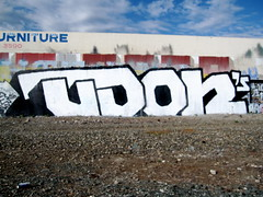 udon's (digggs) Tags: california graffiti oakland bay udon east area mds