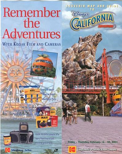 disneyland california adventure map. Disney#39;s California Adventure