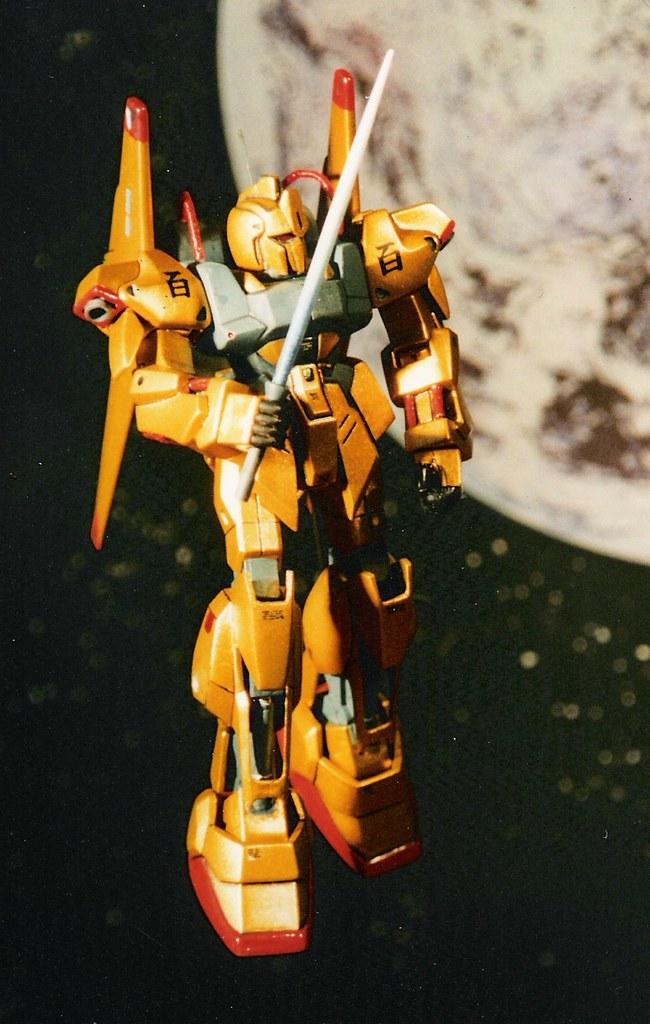 """1:144 Z Gundam - MSN-00100 """"Hyakushiki"""""""