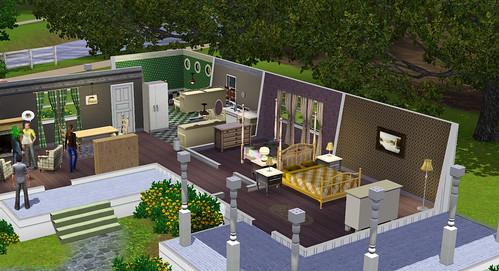 The Sims 3 by Miyaoka Hitchcock.