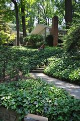 Hollin Hills (Washington, DC area) (Chimay Bleue) Tags: ranch house dc washington modernism atomic midcentury hollinhills goodman