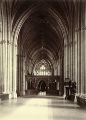 Interior, Bristol Cathedral