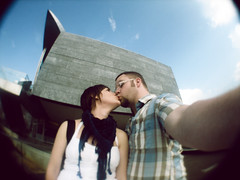 Lovebirds (Joshua Blankenship) Tags: chattanooga joshuablankenship diyfisheye mandyblankenship