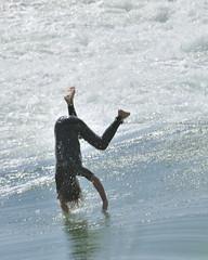Re-entry (ScottS101) Tags: california cali vertical surf waves pacific surfer huntington surfing surfboard olas hb ola surfista beachwave huntingtonbeach allrightsreserved
