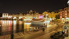 On the Boardwalk (Matt Pasant) Tags: longexposure travel family night canon epcot aperture disney resort boardwalk wdw waltdisneyworld dvc mark2 disneyvacation disneyvacationclub niksoftware tonalcontrast canonef1635mmf28liiusm disneyphotos colorefx canon5dmark2 canoneos5dmark2