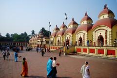 Dakhineswar (abhi_at_flickr) Tags: india culture kolkata puja bengali nikond60 aplusphoto