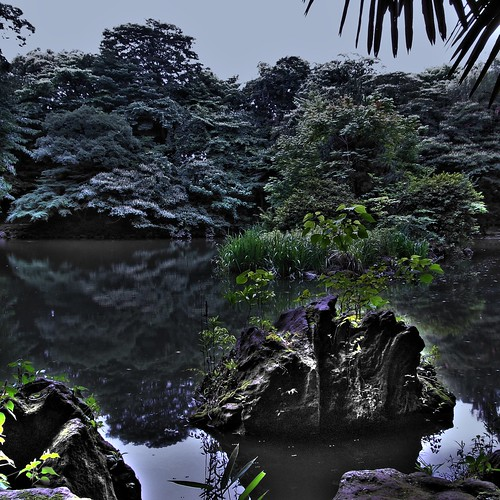 Sanshiro Pond