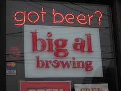 Congrats to Big Al Brewing on their first anniversary!