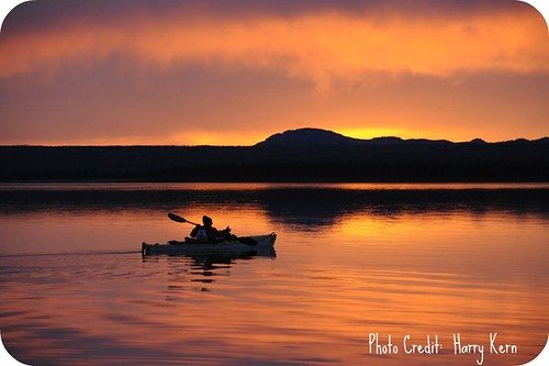 Yukon River Quest Midnight Sun