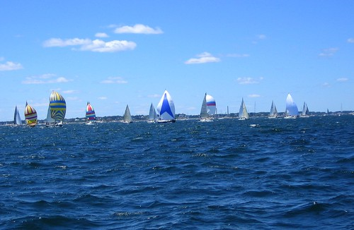 start of marblehead to halifax race