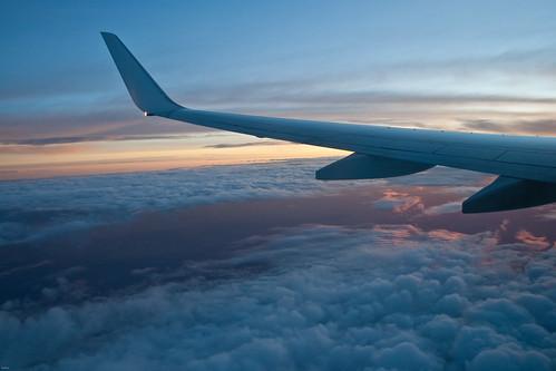 Volando a Milan