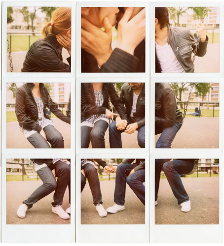 Escena de amor entre pareja anónima #6 by sicoactiva.