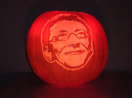 calabaza bill gates