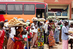 Les vendeuses de Boromo, Burkina Faso