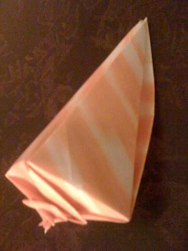 Martin's Origami: Snail | 500x375