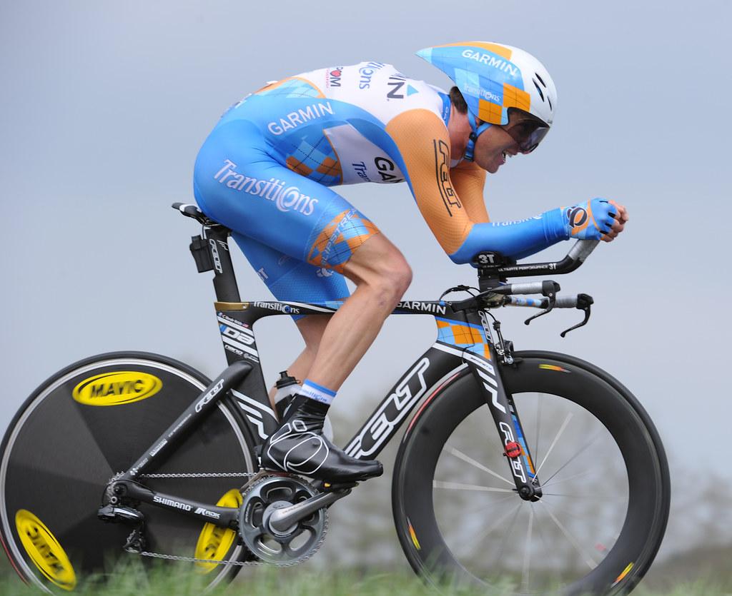 Christian Vande Velde - Tour of Romandie, stage 3