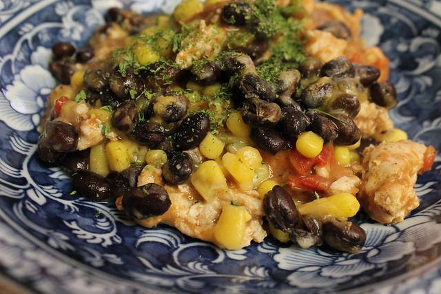 La Bamba Mexican Casserole