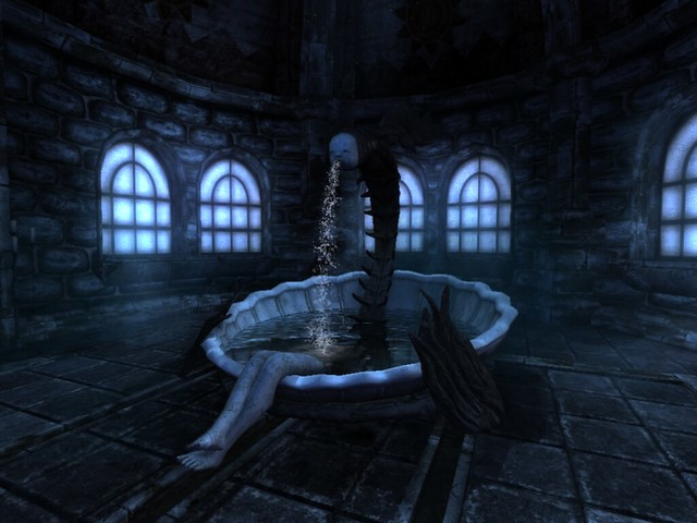 Amnesia: The Dark Descent, by Frictional Games