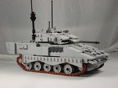VDS Advanced Infantry Fighting Vehicle Mk.II (Dr. Spontaneous) Tags: infantry lego military vehicle fighting advanced mkii vds