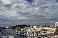 Port de Ciutadella (50josep) Tags: beach canon puerto nubes invierno menorca ciutadella canon40d 50josep geomenorca geomenorcaonlythebest