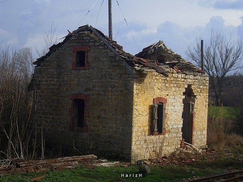 old house at Greece