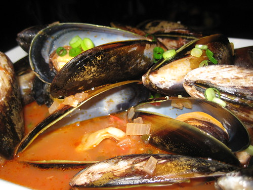 Mussels Maggie Style