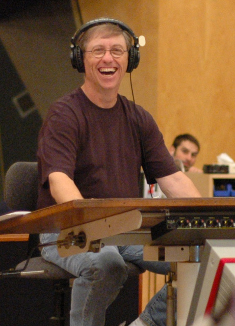 Composer Ron Jones